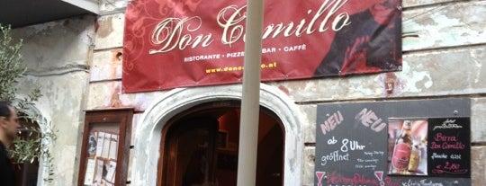 Don Camillo is one of Orte, die Orhan Veli gefallen.