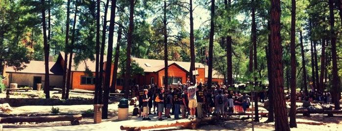 Prescott Pines Camp is one of Ryan : понравившиеся места.