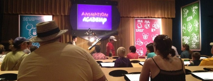Animation Academy is one of ENTERTAINMENT.
