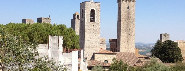Rocca di Montestaffoli is one of San Gimignano Bars, Cafe, Food, POI.