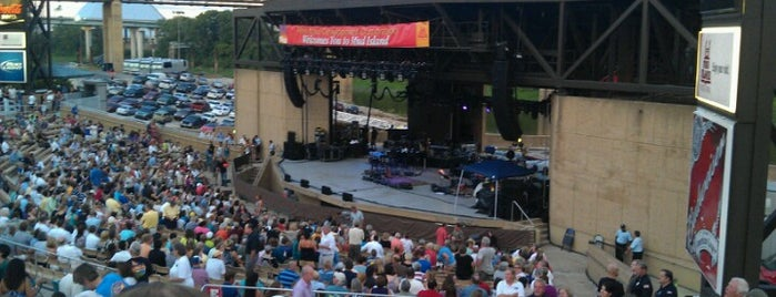 Mud Island Amphitheatre is one of Top picks for Great Outdoors in Memphis.