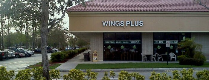 Wings Plus is one of Posti che sono piaciuti a D..