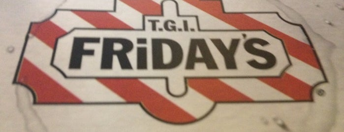 TGI Fridays is one of Dominique 님이 좋아한 장소.