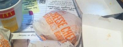 McDonald's is one of Lugares guardados de N..