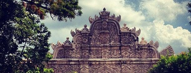 Taman Sari Water Castle is one of Destination In Indonesia.