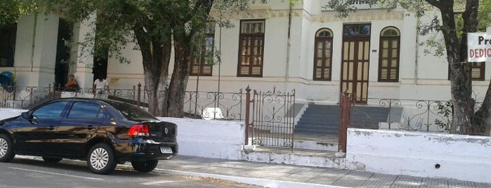 Juizado Especial Civel e Criminal - Anexo I - Uespi is one of Tempat yang Disimpan Dhyogo.