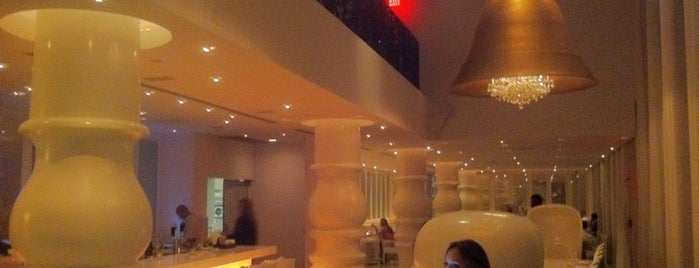The Restaurant at Mondrian is one of Miami Lifestyle Guide.
