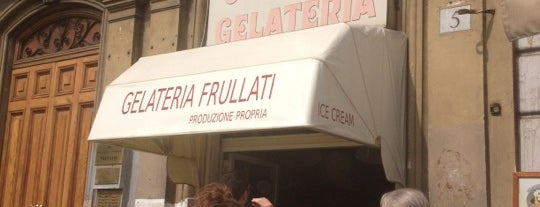 Gelateria Old Bridge is one of italya.