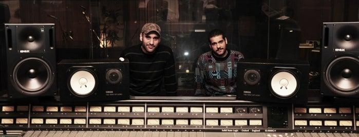 Estudio De Grabación Panda is one of Recording Studios in Buenos Aires.