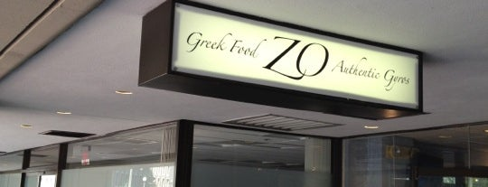 Zo is one of Greek Products in the United States.
