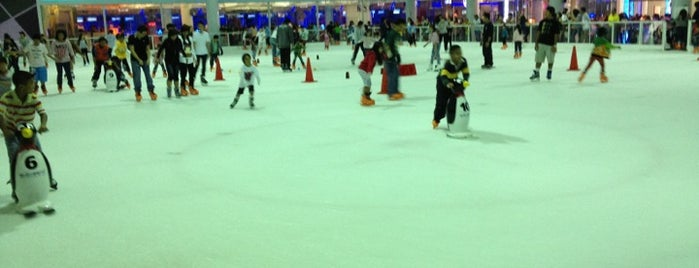 Sub-Zero Ice Skate Club is one of Locais curtidos por Yodpha.