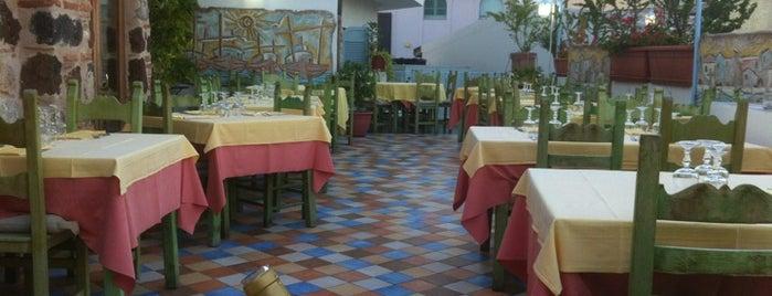 Ristorante Su Barchile is one of Sardinia.