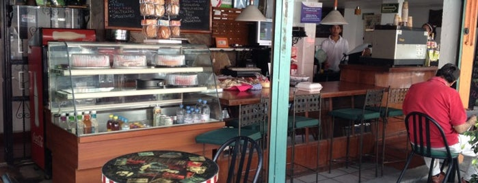 Café Ché is one of Lugares para comer.
