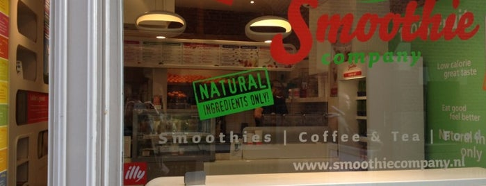 Smoothie Company is one of Posti che sono piaciuti a Hayo.