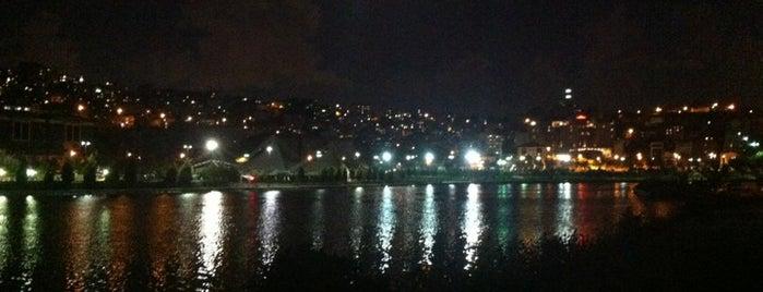 Haliç Parkı is one of Gezme.