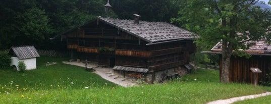 Museum Tiroler Bauernhöfe is one of Alpes bavaroises et Tyrol autrichien.
