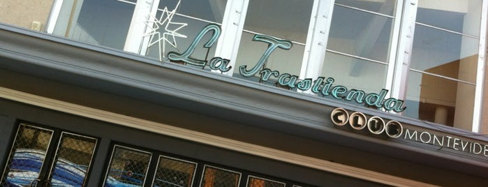 La Trastienda Club is one of Montevideo.