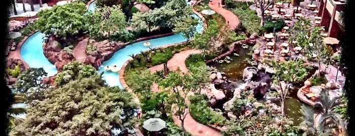 Aulani, A Disney Resort & Spa is one of Lieux qui ont plu à g.