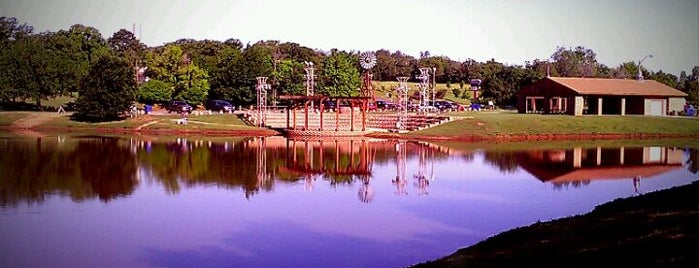 Harrah Heritage Park is one of kara 님이 좋아한 장소.