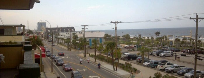 Top 10 favorites places in Myrtle Beach, SC