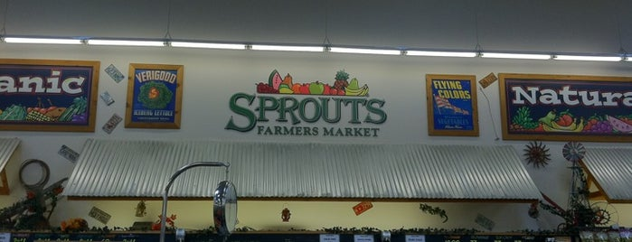 Sprouts Farmers Market is one of Leroy : понравившиеся места.