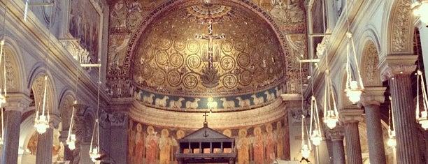 Basilica di San Clemente al Laterano is one of Rom To Do.