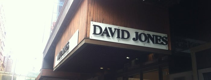 David Jones is one of Marcusさんのお気に入りスポット.