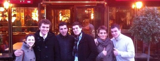 Au Pied de Cochon is one of Late dinner in Paris.