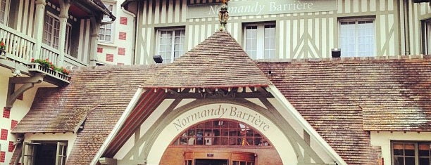 Normandy Barrière is one of Hotels I advise.