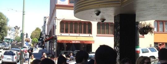 Tony's Pizza Napoletana is one of San Francisco.