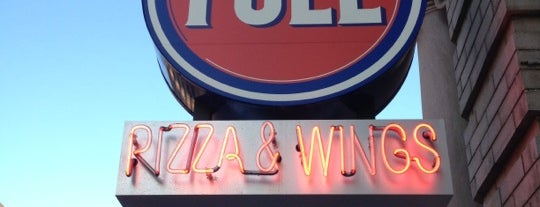 Fuel Pizza is one of District of  Pizza.