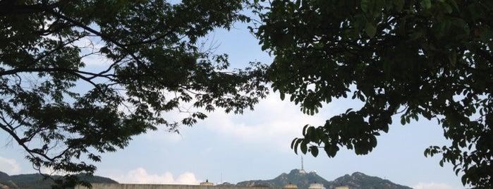 행정관 서울대학교 셔틀버스정류장 (4-1) is one of Lugares favoritos de Kyusang.