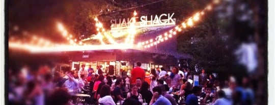 Shake Shack is one of Food thats worth the effort.