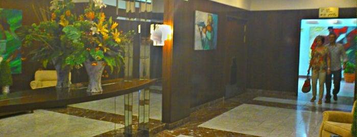 Hotel Urpí is one of Lugares guardados de Fuat.