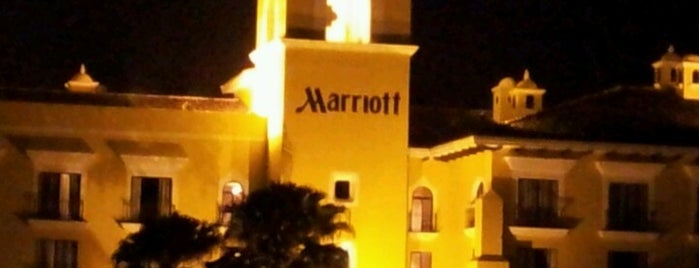 Hotel Marriott is one of Alex 님이 좋아한 장소.