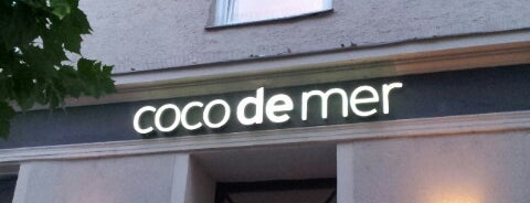 Coco de Mer is one of Munich Social.