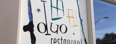 Duo Restaurant is one of Westword essential denver.