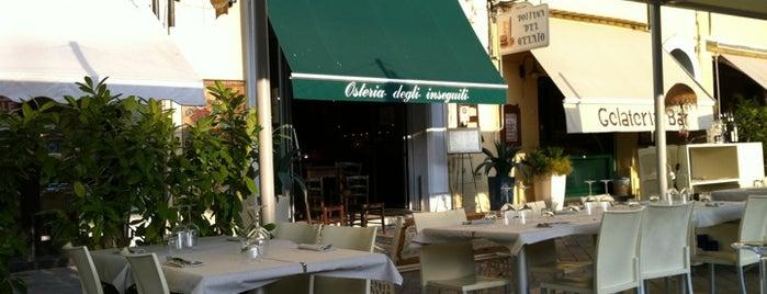 Osteria Degli Inseguiti is one of Miei luoghi.