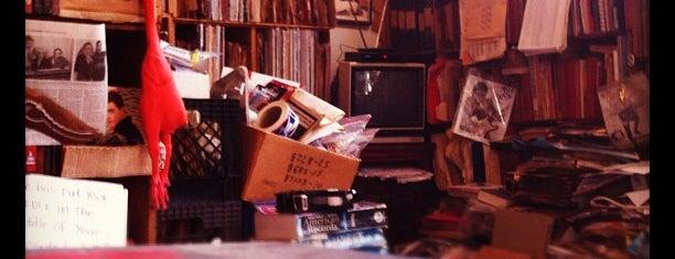 Jack's Record Cellar is one of San Fran December Adventures.