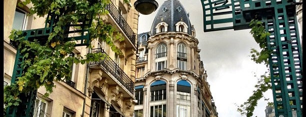 Rue des Petits Carreaux is one of Paris.