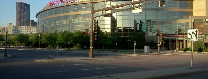 Xcel Energy Center is one of Minneapolis & St Paul Music & Event Venues.