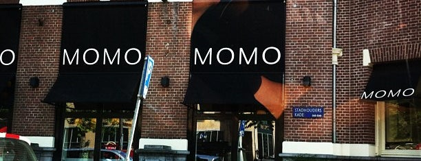 MOMO is one of Visited Places.