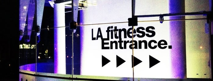 LA Fitness is one of Get Fit in London.