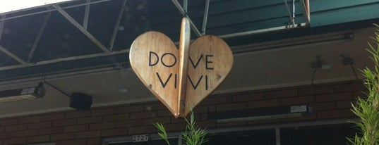 Dove Vivi is one of Portland.