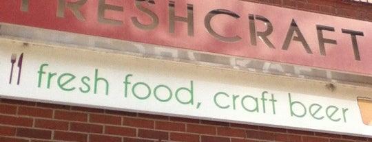 Freshcraft is one of BrewDog Show Mentions.