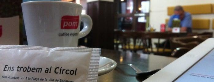 Bar el Circol is one of Top Badalona.