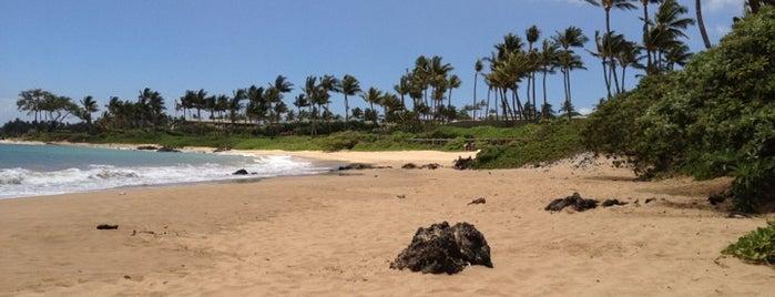Mokapu Beach Park is one of Maui.