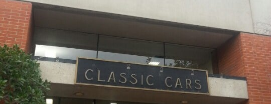 Classic Cars is one of San Diego.