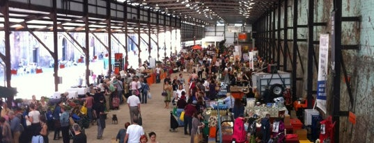Eveleigh Market is one of Sydney, NSW.