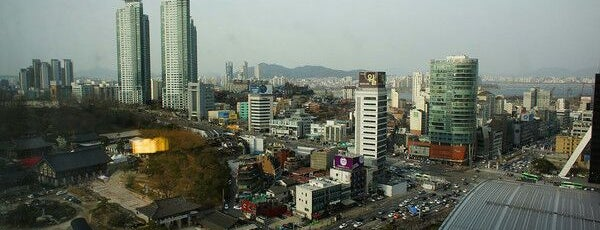InterContinental Seoul COEX Hotel is one of Orte, die Andrii gefallen.